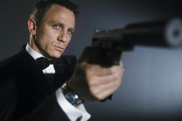 Daniel Craig como James Bond (Foto: Divulgação)