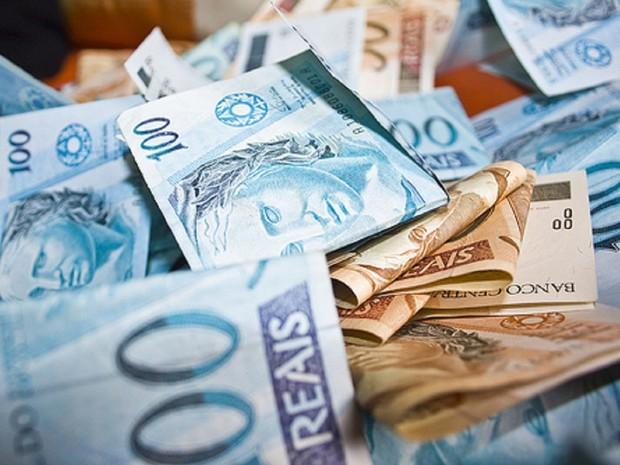 Notas, cédulas, dinheiro (Foto: Reprodução)