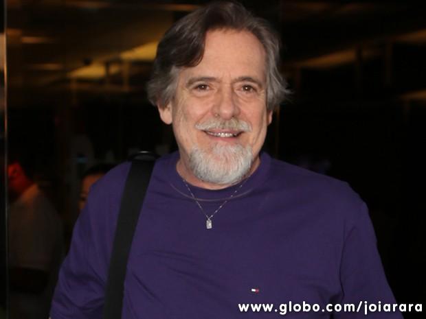 José de Abreu será o poderoso e rico Ernest na trama (Foto: Joia Rara/TV Globo)