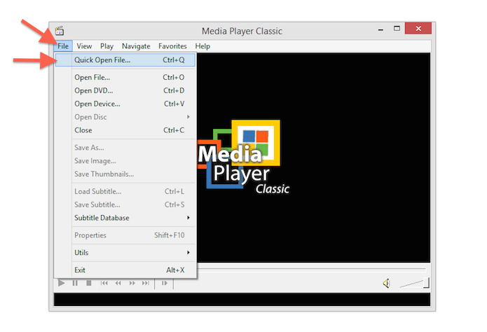 Como colocar legendas do Windows Media Player Classic | Dicas e