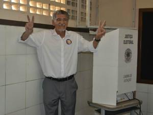 Herzem Gusmão é eleito prefeito de Vitória da Conquista (Foto: Divulgação/Assessoria de imprensa)