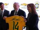 GM anuncia patrocínio à Seleção Brasileira pelos próximos 5 anos