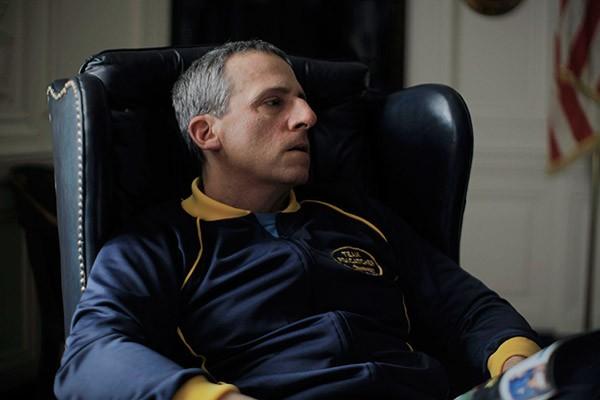 Antes de ficar conhecido como o protagonista de 'The Office' e de estrear entre os concorrentes do Oscar com um papel dramático, Steve Carell fez uma participação em 'A Malandrinha' (1991)  (Foto: Divulgação)