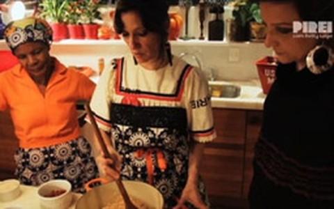 Isabela Capeto ensina a fazer farofa africana: anote a receita