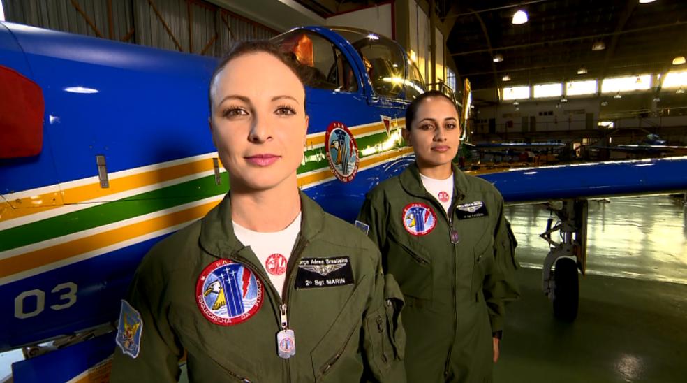 AFA forma oficiais militares aviadores, intendentes e de infantaria (Foto: Reprodução/EPTV)