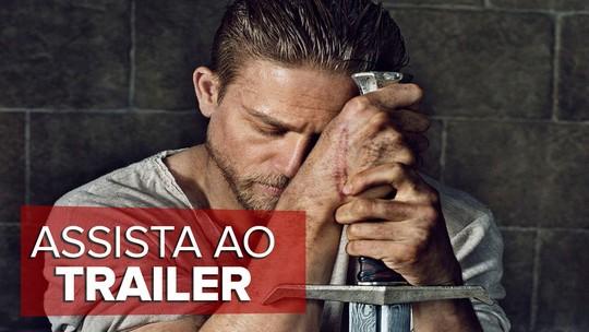 Com versão moderninha 'Rei Arthur: A Lenda da Espada' estreia em cinemas do Sul do Rio