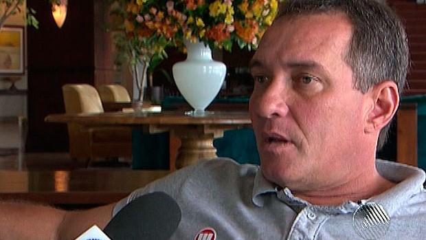 pc gusmão, técnico do vitória (Foto: Imagens/TV Bahia)