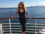 Mariah Carey curte folga com o noivo e os filhos em hotel de luxo na França