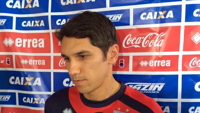 Lúcio Flávio, do Paraná (Foto: Ana Helena Goebel)