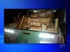 Polícia faz apreensão de 680 palmitos cortados no Parque Carlos Botelho
