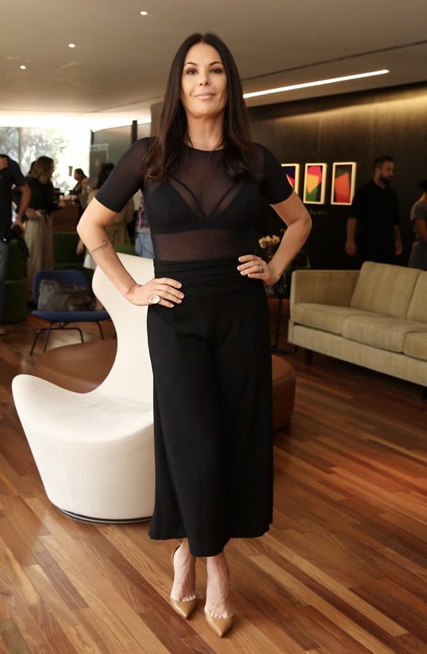 Carolina Ferraz (Foto: Manuela Scarpa/Brazil News)