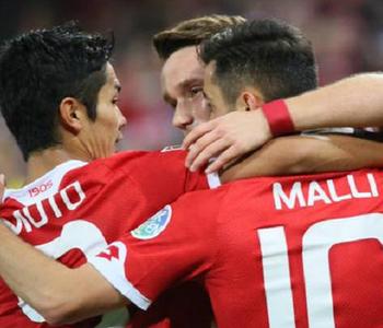 Yunus Malli - Mainz  x Hoffenheim (Foto: Divulgação / Bundesliga)