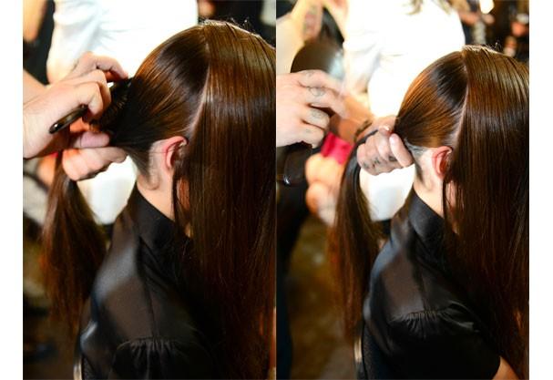 cabelo - tutorial (Foto: Cleiby Trevisan)