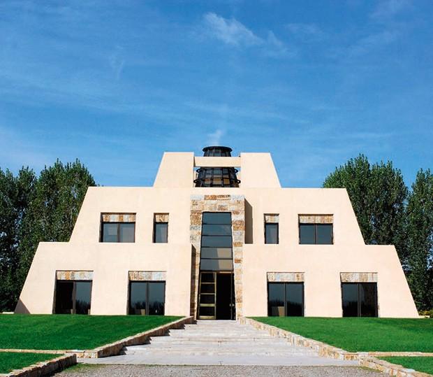 Empresa;Ciência;Vinho;pirâmide Maia (Foto: Heeb Christian/agbphoto)