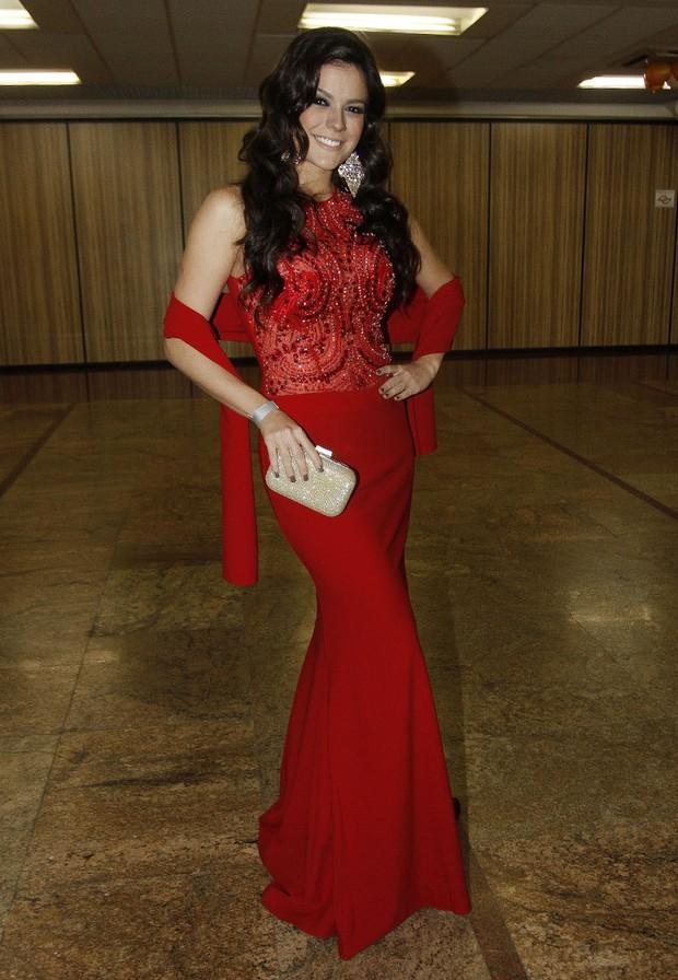 Melissa Gurgel, a Miss Brasil (Foto: Celso Tavares/EGO)
