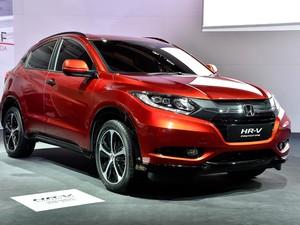 Honda HR-V (Foto: Divulgação/Newspress)