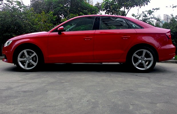 Audi A3 Sedan nacional (Foto: Divulgação)