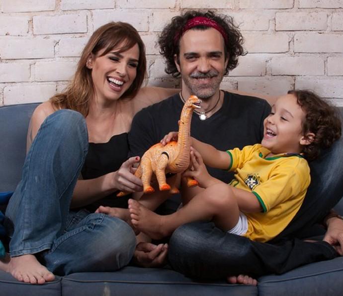 Larissa Bracher pensa em aumentar a família: 'Estou no deadline do relógio biológico' (Foto: Rafael Iebra)