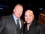 """Brock Lesnar nega """"blefe"""" em possível retorno ao MMA: """"Queria me testar"""""""