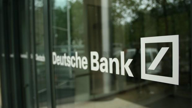 Fachada de agência do Deutsche Bank (Foto: Reuters/Arquivo)