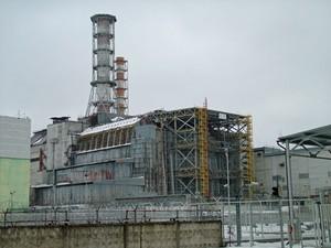 A cidade de Chernobyl (Foto: Lupine Travel/Divulgação)