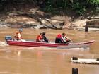 Sumiço de menina no rio Aquidauana mobiliza equipes de busca há 6 dias