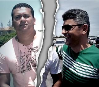 Carrossel bastidores do Americano (Foto: GloboEsporte.com)