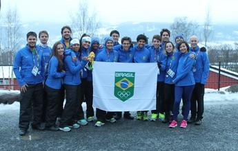 Brasil se instala na Vila das Olimpíadas de Inverno da Juventude na Noruega
