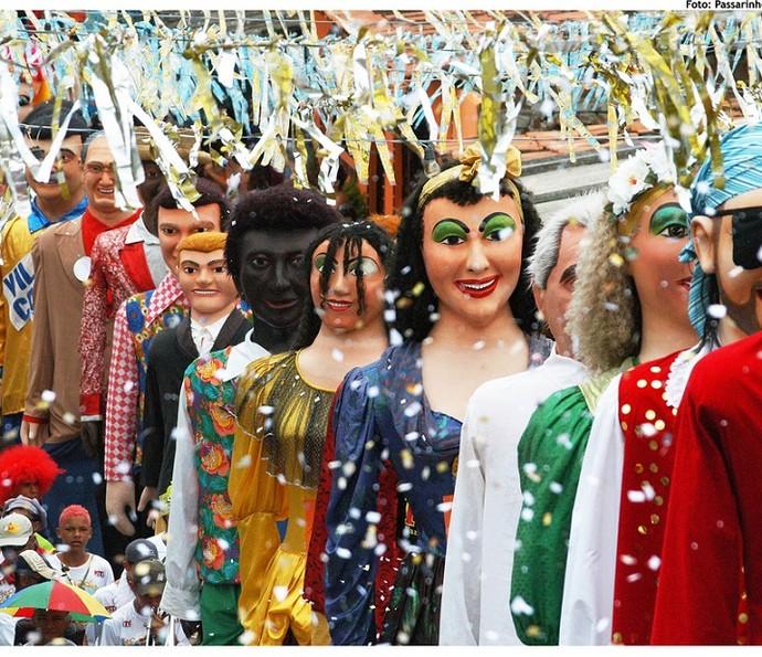 pernambuco_estrelas_frevo_maracatu_festa (Foto: Acervo Prefeitura de Olinda/Divulgação)