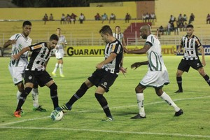 Luverdense Tupi-MG Série B (Foto: Diogo Carvalho)