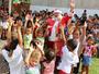 TV Liberal faz a entrega do 'Natal Pai D'égua', em comunidades em Icoaraci