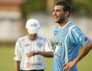 Guina foi liberado (Foto: Marcelo Seabra / O Liberal)
