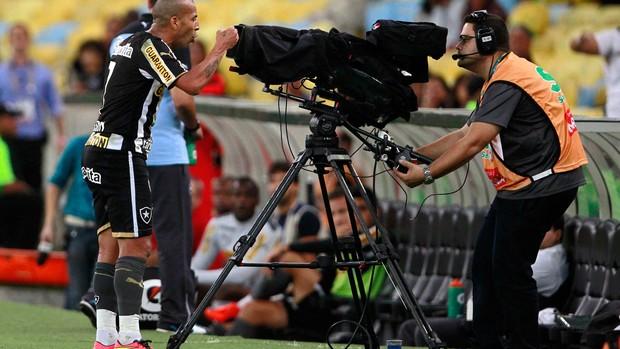 Emerson Sheik Botafogo x Bahia