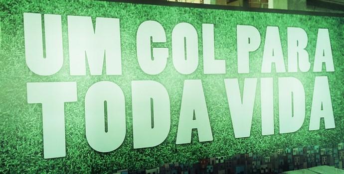 Taça das Favelas - Um gol para toda a vida (Foto: Divulgação CUFA)
