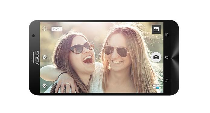 Zenfone 2 tem câmera traseira potente, com 13 megapixels de resolução (Foto: Divulgação/Asus)