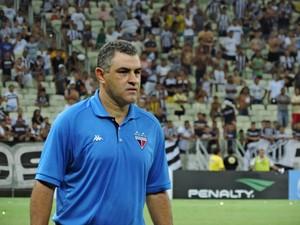Marcelo Chamusca, Fortaleza x Ceará, Copa do Nordeste  (Foto: Tom Alexandrino)