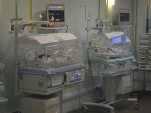 10% dos nascidos na maternidade do Amapá são prematuros, diz sindicato  (Foto: John Pacheco/G1)