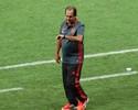 Atlético Mineiro e Flamengo dividem domínio do jogo na estreia da Liga Sul-Minas-Rio