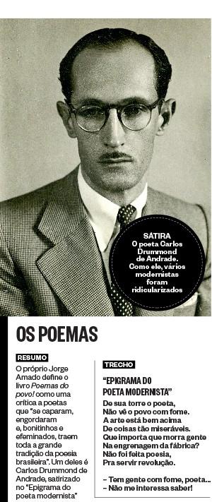 OS POEMAS (Foto: Acervo Rio Gráfica Editora)