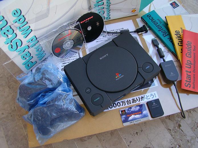 PS1 para desenvolvedores (Foto: Divulgação)