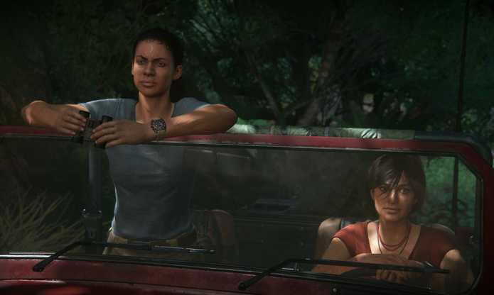 Uncharted: The Lost Legacy (Foto: Divulgação)