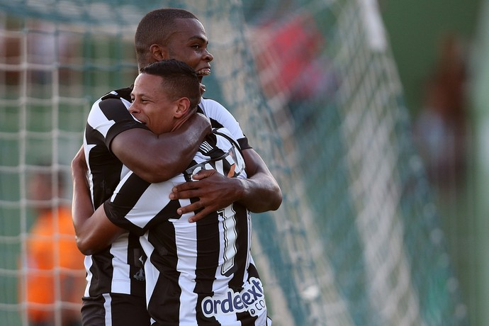 fernandes, botafogo, boavista, gol (Foto: Vítor Silva/SSPress/Botafogo)