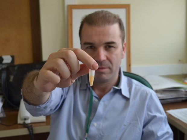 Canabidiol pode ser a droga ideal para tratamentos neurológicos (Foto: Taiga Cazarine/G1)