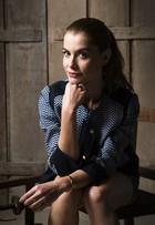 Alinne Moraes sobre morte de Lívia e Felipe em 'Além do Tempo': 'Emoção'