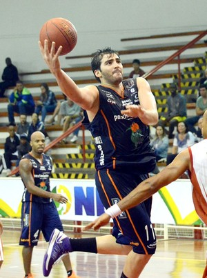 Paulistano x Bauru Basquete, Barrios, pelo NBB (Foto: Caio Casagrande / Bauru Basket)