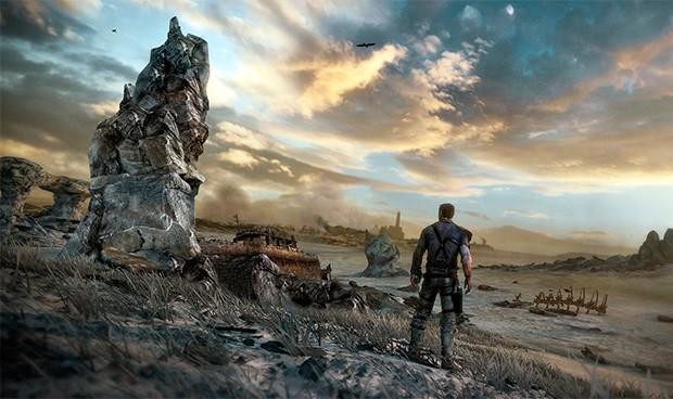 Gameplay de  Mad Max, para Xbox One, Playstation 4 e PC (Foto: Reprodução)