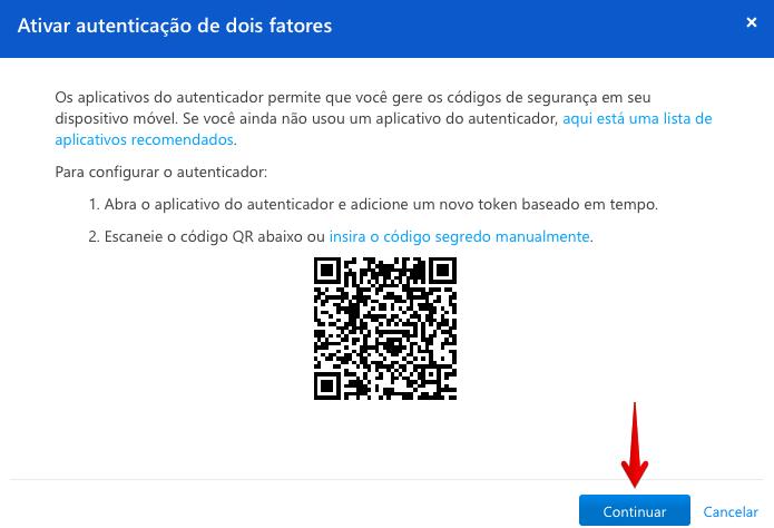 Escaneie o código QR (Foto: Reprodução/Helito Bijora)