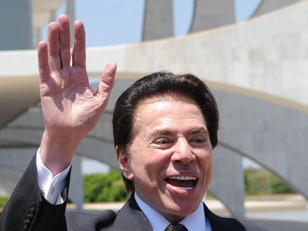 Silvio Santos (Foto: Wikipedia)