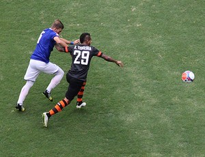 Cruzeiro x Shakhtar Amistoso (Foto: Fabrício Marques)