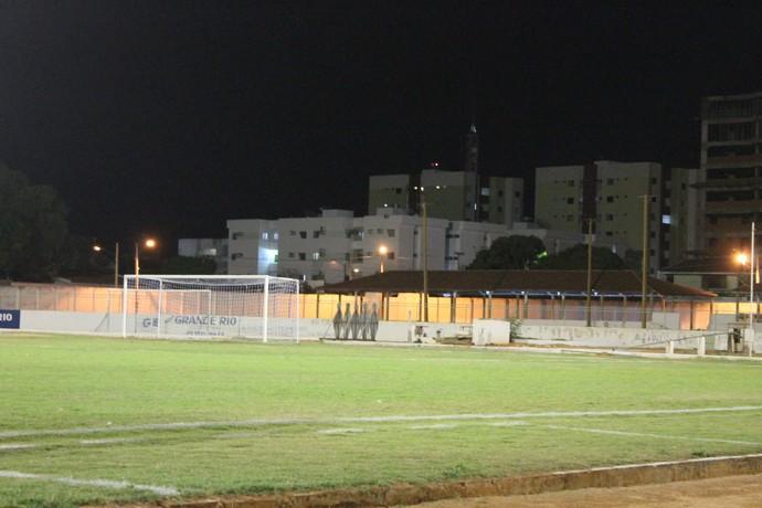 Estádio Paulo Coelho Petrolina (Foto: Emerson Rocha)